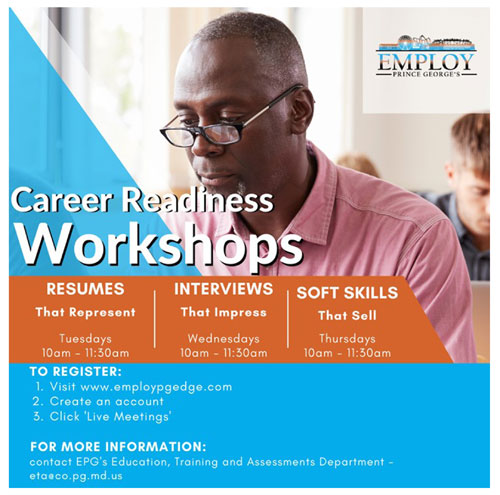 Career Readiness Workshop in Joseph/The Washington Post)